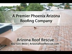 When To Call A Phoenix Roofing Contractor For A Leaky Roof | Roof Repair |  Pinterest | Roofing Contractors