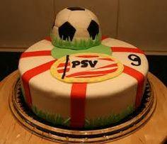 mooie voetbal taart - Google zoeken