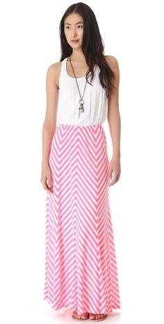 Ella Moss Lila Sleeveless Maxi Dress | SHOPBOP