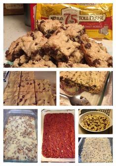 Lazy Cookie Cake 21 Ways! Our readers have given us so many great ideas to mix up this recipe. Check it out!