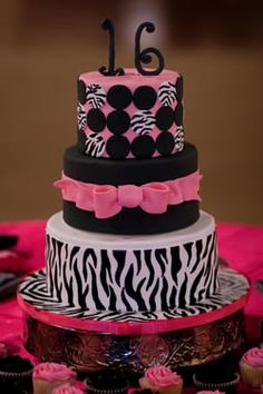 """Sweet 16 Cake .. In this case """"15"""""""