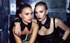 Scarlett Johansson y Natalie Portman en la mira para el reboot de The Girl with the Dragon Tattoo
