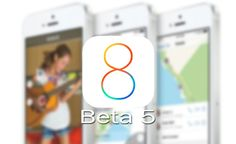 Apple Libera iOS 8 Beta 5 para Desarrolladores