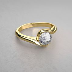 Now this is my idea of an engagement ring!!!