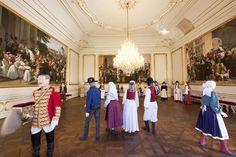 Audienzwartesaal - http://www.hofburg-wien.at/wissenswertes/kaiserappartements/rundgang-durch-die-kaiserappartements/audienzwartesaal.html