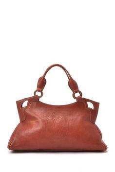 Vintage Cartier Leather Marcello De Cartier Handbag by LXR on @HauteLook
