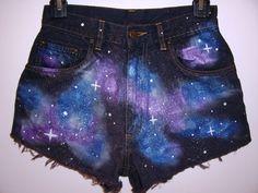 intense shorts