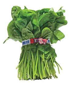 Spinach It may be green and leafy, but spinach is no nutritional wallflower, and you know from readingEat This, Not That! . This notedmuscle builder is a rich source of plant-based omega-3s andfolate , which help reduce the risk of heart disease, stroke, and osteoporosis.
