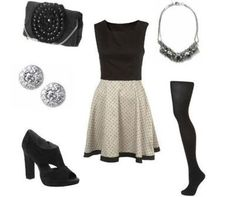 5 Office Christmas Party Dress Outfits for Women
