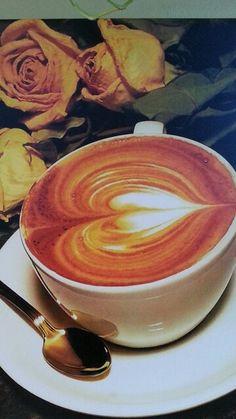 Coffee art - Yum amazing