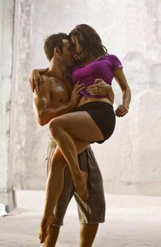 Step up 4 Revolution - I know...I know. It's my guilty pleasure!