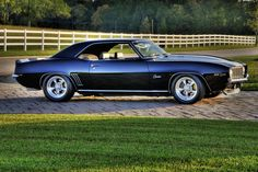 Old Muscle Cars | Fastest Classic Muscle Cars: Top 10 List of Muscle Cars from the Past