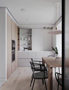 Scandinavian Kitchen Design Modern Decor – Home Decoration and Improvement Interior Desing, Home Interior, Interior Design Kitchen, Home Design, Luxury Interior, Interior Decorating, Industrial Style Kitchen, Modern Kitchen Design, Home Decor Kitchen