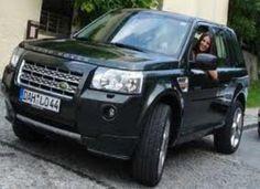 Etiler Car Rental Firması Farkıyla; 2010 Model Land Rover Freelander