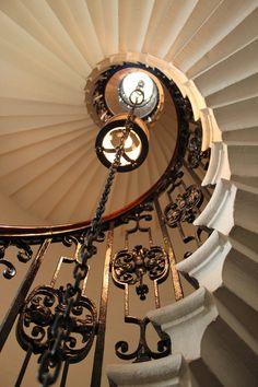 Stairway to heaven ... designer's  heaven