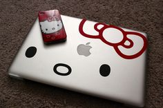 i dont like apples but i love Hello Kitty :)