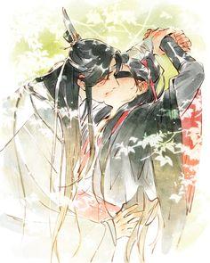 The Grandmaster, Noragami, China, Fujoshi, Manga, Chinese Art, New Art, Drawings, Artist