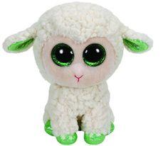 e967f5e00e1 Ty Lala the Lamb Beanie Boos Stuffed Animal Plush Toy All Beanie Boos