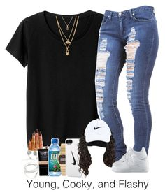 6/26/15 by asilversmile on Polyvore featuring polyvore, Mode, style, Monki, NIKE, Casio and KEEP ME
