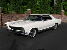 It's the 60's and you want a luxury car, what do you buy?