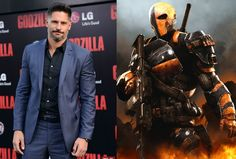 DC executive Geoff Johns has just confirmed Joe Manganiello will play Batman villain Deathstroke, to the delight of many fans.