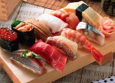 Aprenda a fazer sushi, sashimi e temaki