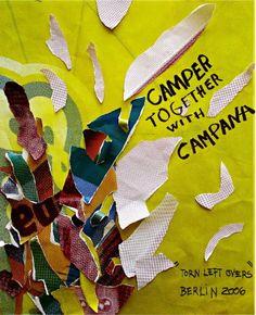Campana brothers -Poster by Fernando Campana