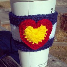 Colorado Love Coffee Sleeve