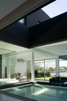 The Black House by Andres-Remy Arquitectos