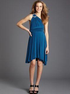 21c44176616 VON VONNI Long Transformer Dress we both need this dress!!!