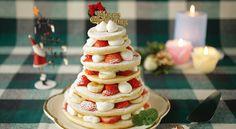 健康ダイエット パンケーキで簡単クリスマスケーキ - Yahoo!ヘルスケア