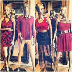 Holiday outfits at Gloss!
