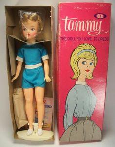 Not Barbie....Tammy