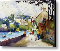 "New artwork for sale! - ""Strollers at Doelan"" - http://fineartamerica.com/featured/strollers-at-doelan-andre-mehu.html … @fineartamerica"
