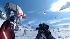 La beta de Star Wars Battlefront llega a principios de octubre.