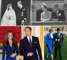 The Hamishsphere: A Vogue History of Royal Wedding Dresses - Vogue Daily - Fashion and Beauty News and Features