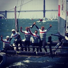 Eight America's Cup Instragram Highlights