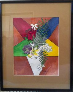 OES Pride by ArtAboutMe on Etsy, $125.00