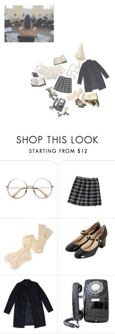 """""""innocence"""" by palesatan ❤ liked on Polyvore featuring Margaret Howell, Topshop, COS and WALL"""