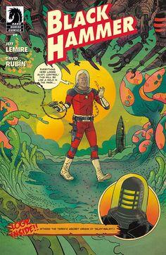 Black Hammer #9 (Rubin Cover)   Fresh Comics