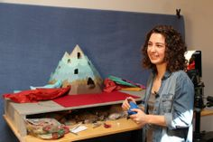 Kirsten Lepore is an artist and filmmaker who works with different animation techniques, including stop-motion animation and claymation. With these videos, learn more about the intentions behind her food-focused film, the unusual materials she works with to create her projects, and why she loves the laborious process of stop-motion animation. Lepore also demonstrates the basics of shooting a stop-motion animation film.