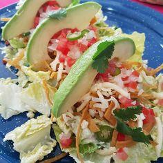 Ensalada Regia (de la casa) deliciosa  #Monterrey