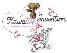 ♥ Kawaii Invention New logo ♥