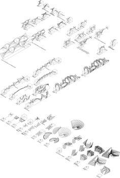 Vasilii Zhelezniakov Projects. Iterations. Architecture. Diagram