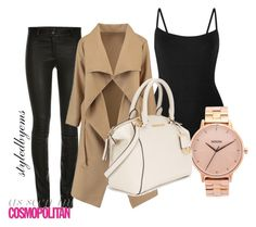 """First set ever!!!! styledbytherow"" by riseoftherow ❤ liked on Polyvore featuring Eres, Nixon and Michael Kors"