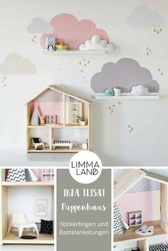 AuBergewohnlich IKEA Puppenmöbel Pimpen Und Bastelvorlage Tipi Für Puppenhaus