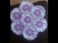 Mahi Karpinar shared a video Crochet Purses, Crochet Doilies, Crochet Flowers, Tunisian Crochet, Crochet Stitches, Free Crochet, Crochet Designs, Crochet Patterns, Crochet Videos