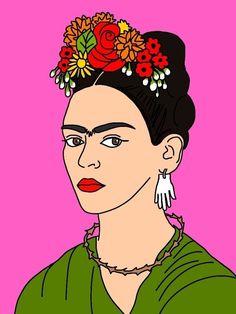 Simplemente Frida Kahlo