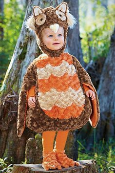 Wellll if I had a kid, it would dress like this for Halloween