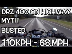 DRZ 400 on freeway / highway - MYTH BUSTED - THE TRUTH - YouTube Music, Youtube, Musica, Musik, Muziek, Music Activities, Youtubers, Youtube Movies, Songs